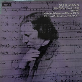SXL 6487 Schumann Symphony No. 1