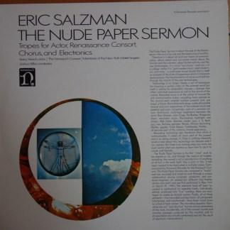 2590 003 Eric Salzman The Nude Paper Sermon