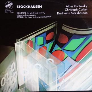 STGBY 638 Stockhausen Kontakt, Refrain
