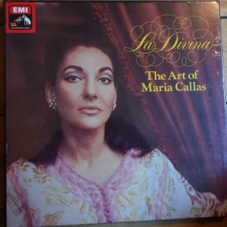 SLS 5057 La Divina - The Art of Maria Callas