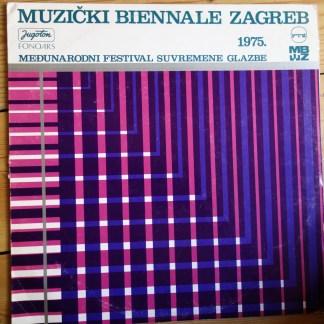 Muzički Biennale Zagreb 1975. (Međunarodni Festival Suvremene Glazbe)