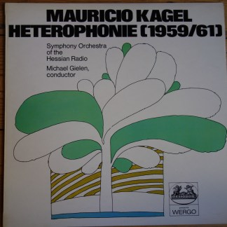 2549 023 Mauricio Kagel Heterophonie