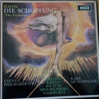 SET 362-3 Haydn The Seasons / Munchinger / VPO