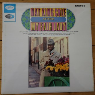 SW 2117 Nat King Cole sings My Fair Lady