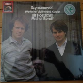 Szymanowski Works for Violin & Piano