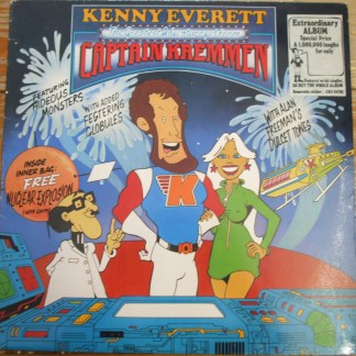 CBS 84761 The Greatest Adventure yet from Captain Kremmen / Kenny Everett