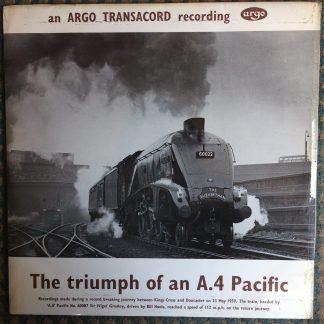 DA 21 The Triumph of an A4 Pacific