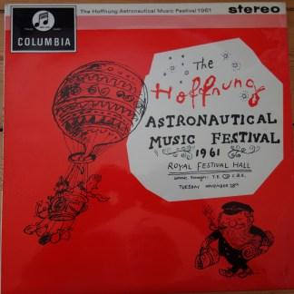 SAX 2433 The Hoffnung Astronautical Music Festival B/S