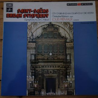 TWO 404 Saint-Saens Organ Symphony / Fremaux