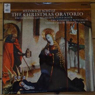 SAX 2584 Schutz Christmas Oratorio / Thamm