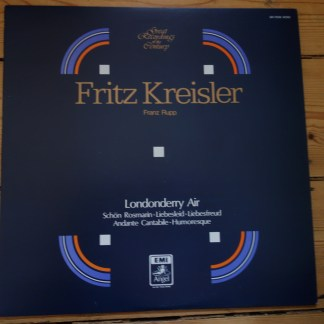 GR 70008 Fritz Kreisler Londonderry Air