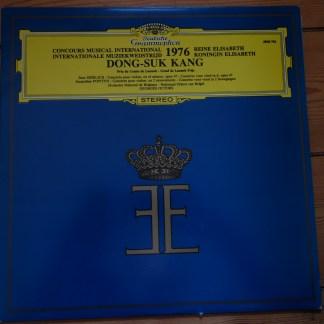 2530 761 Sibelius / Fontyn Violin Concertos / Dong-Suk Kang