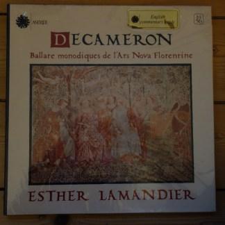 Astree AS 56 Decameron Esther Lamander