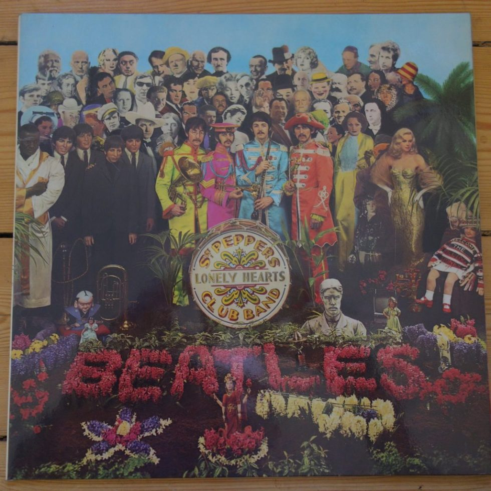 PCS 7027 The Beatles Sgt.Pepper's Lonely Hearts Club Band