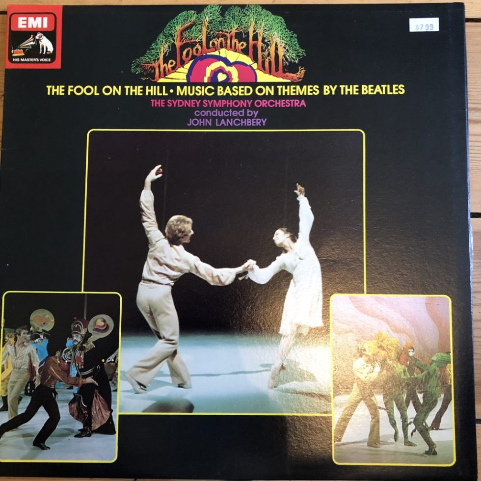 OASD 7589 Fool on the Hill / Music Based on Themes by The Beatles