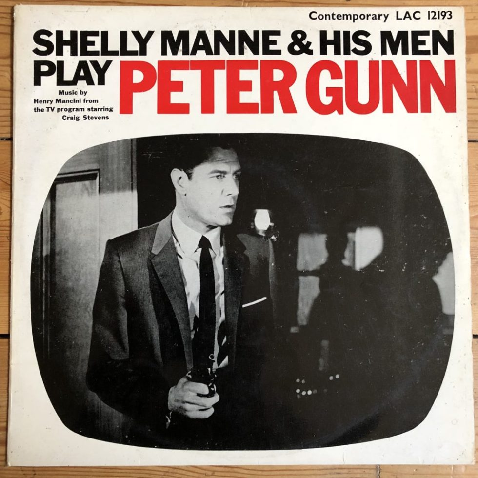 LAC 12193 Shelly Manne & His Men Play Peter Gunn