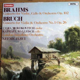 ABRD 1353 Double Concerto / Bruch Violin Concerto / Mordkovich / Wallfisch