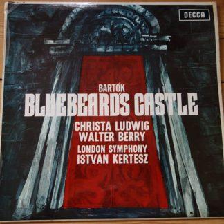 SET 311 Bartok Bluebeard's Castle / Ludwig / Berry / Kertesz W/B