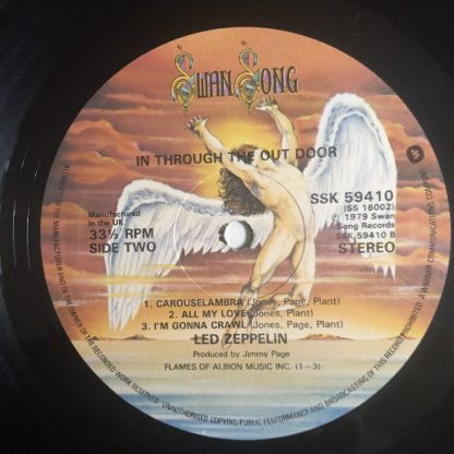 SSK 59410 Led Zeppelin In Through The Out Door 1