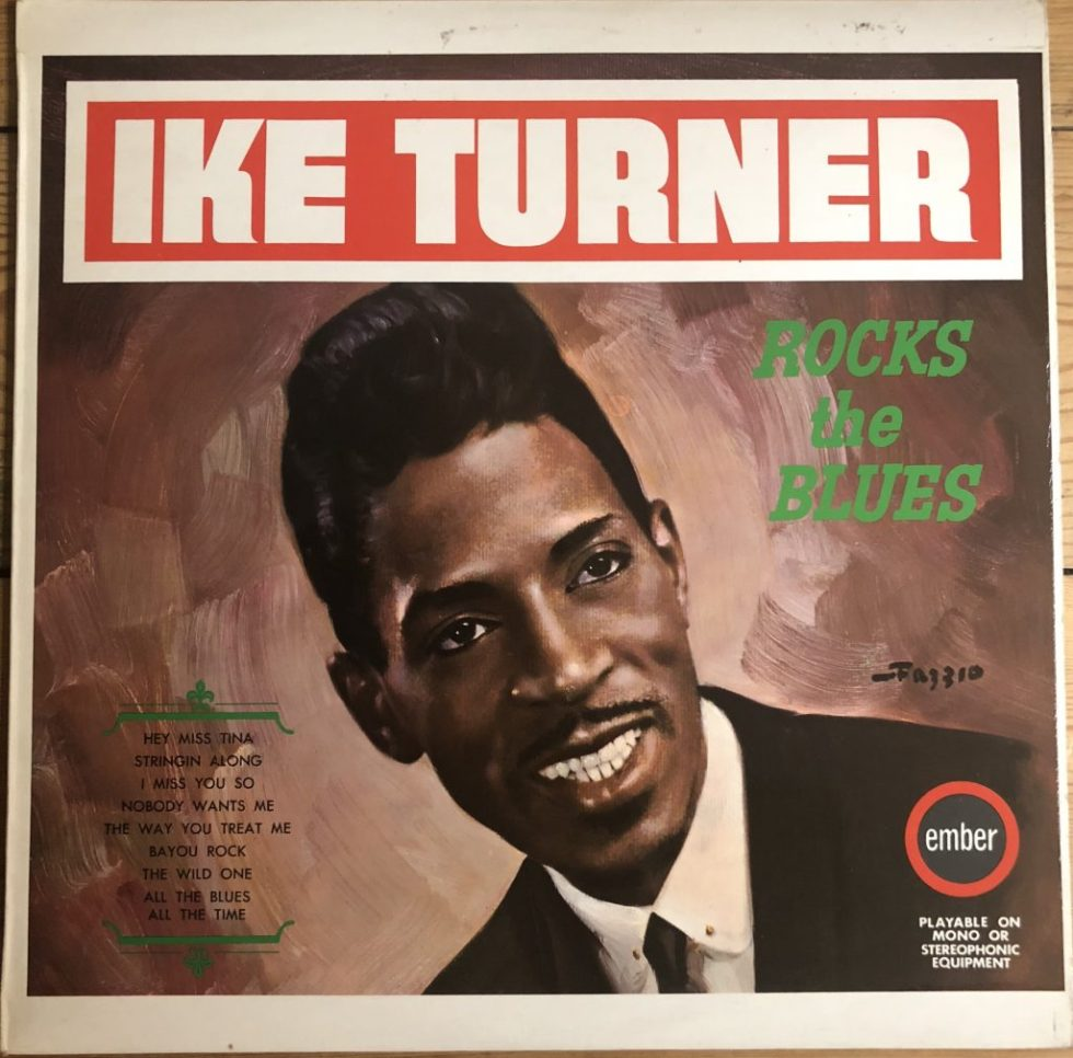 EMB 3395 Ike Turner Rocks The Blues