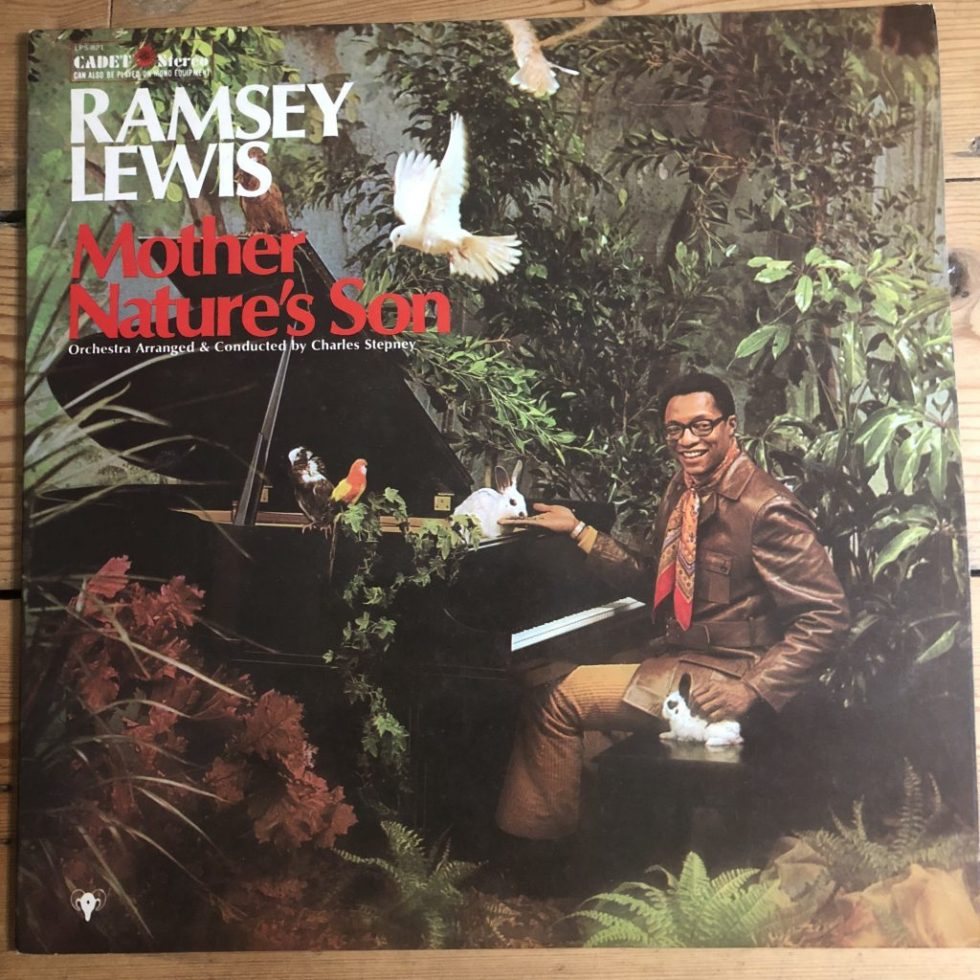 CRLS 4545 Ramsey Lewis Mother Nature's Son