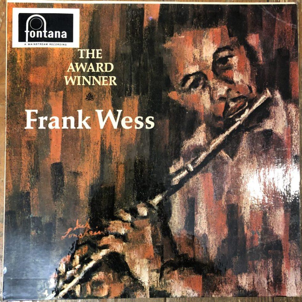 TL 5291 Frank Wess The Award Winner