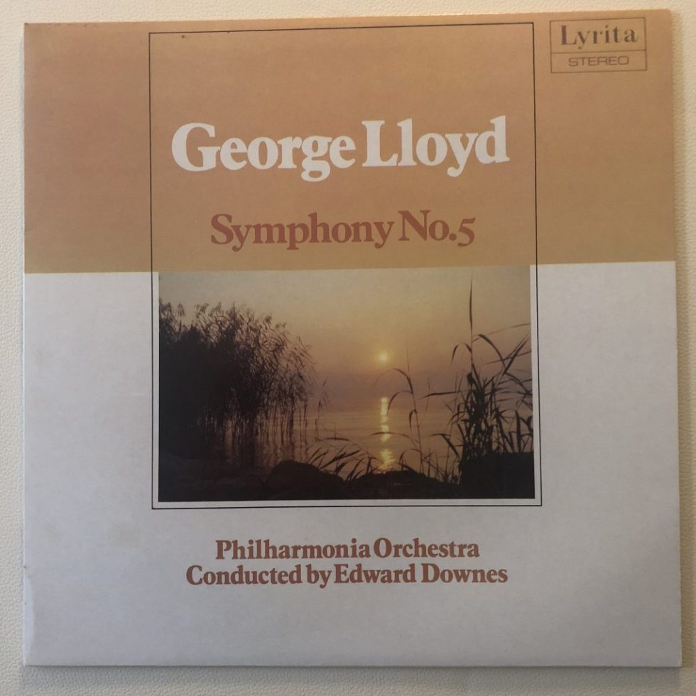SRCS 124 Lloyd Symphony No. 5 / Downes HP LIST