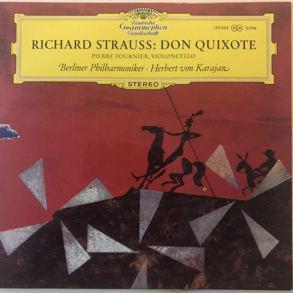 139 009 Richard Strauss Don Quixote / Pierre Fournier