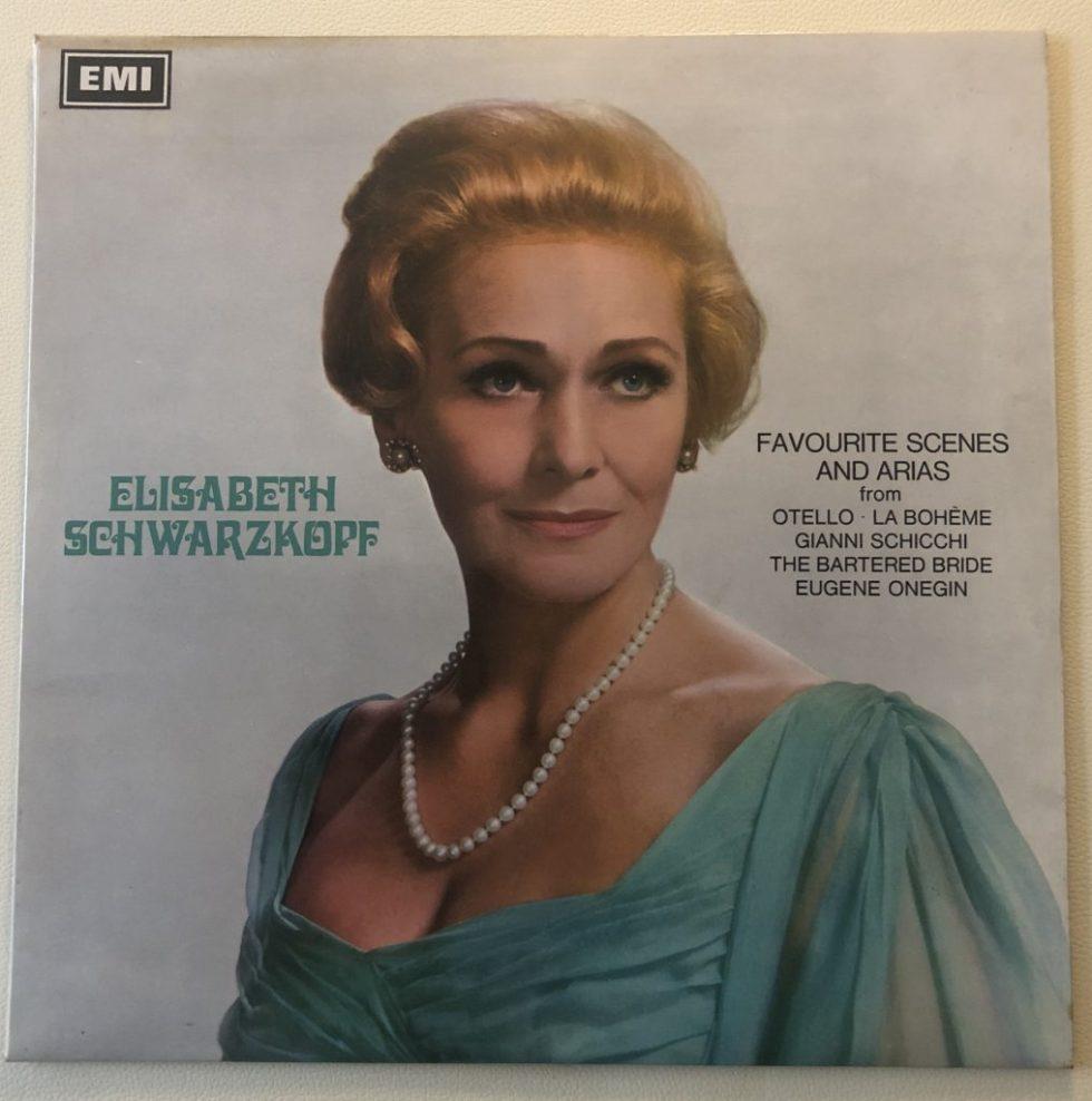 SAX 5286 Favourite Scenes & Arias / Schwarzkopf E/R