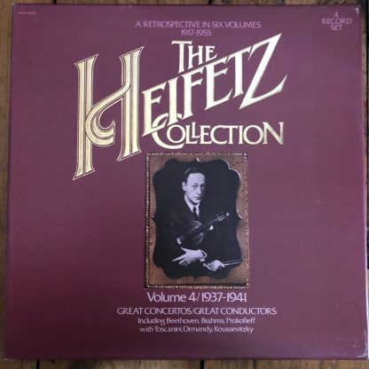 ARM4 0942-7 The Heifetz Collection