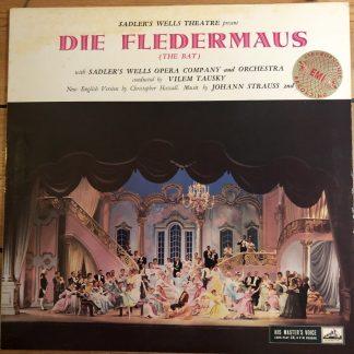 CSD 1266 Strauss Die Fledermaus