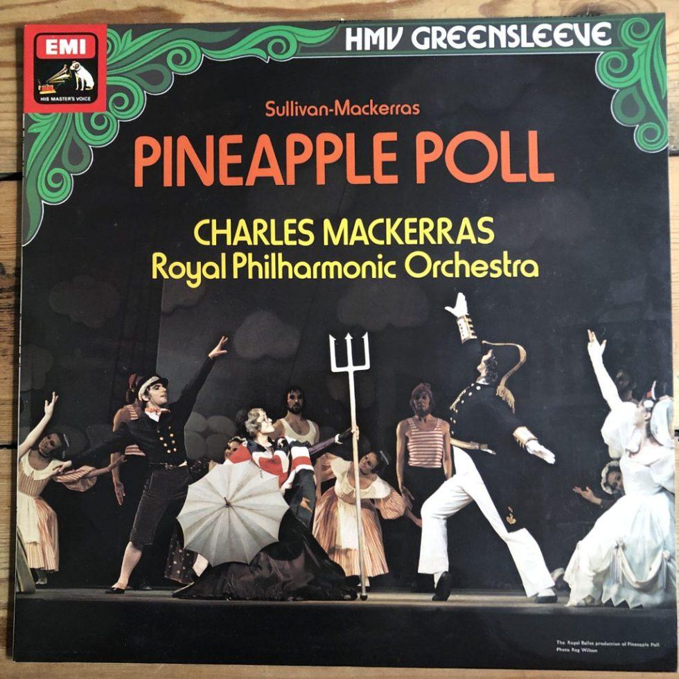 ESD 7028 Sullivan-Mackerras Pineapple Poll HP LIST