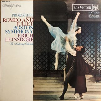 SB 6749 Prokofieff Music from Romeo and Juliet