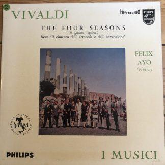 SABL 117 Vivaldi the Four Seasons