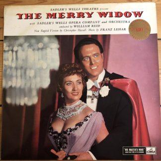 CSD 1259 Lehar The Merry Widow