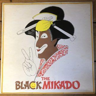 TRA 300 The Black Mikado - original cast