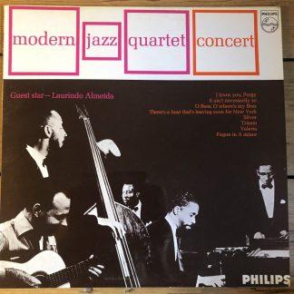 6850 007 Modern Jazz Quartet