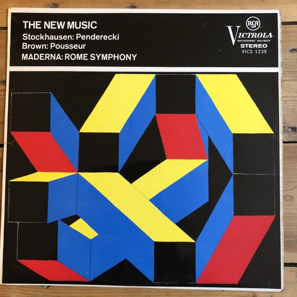 VICS 1239 The New Music