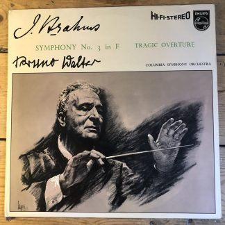 SABL 183 Brahms Symphony No. 3