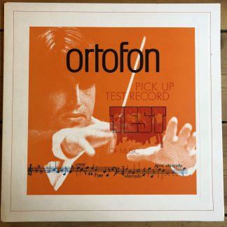 Ortofon 0003 Pick Up Test Record