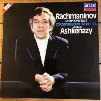 SXDL 7563 Rachmaninov Symphony No.2