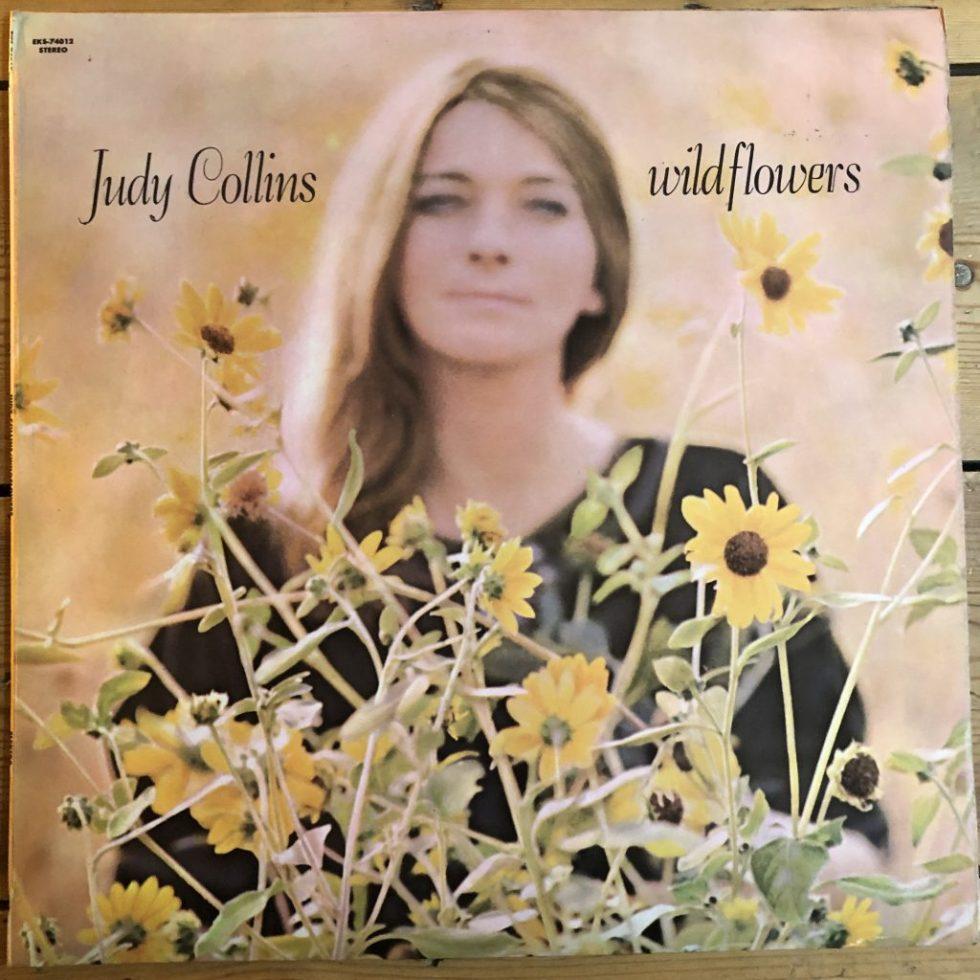 EKS 74012 Judy Collins - Wild Flowers