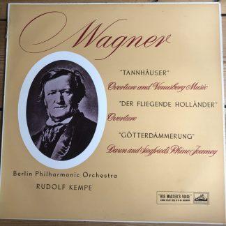 ALP 1513 Wagner Tannhauser Overture