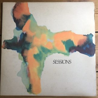 """Sessions"" JBL Loudspeakers 2-LP Gatefold"