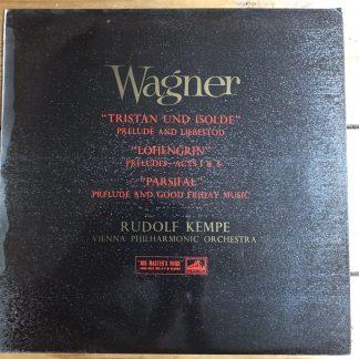ALP 1638 Wagner Tristan / Lohengrin /