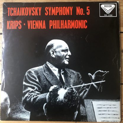 SXL 2109 Tchaikovsky Symphony No. 5