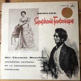 ASD 399 Berlioz Symphonie Fantastique / Beecham / ONRF W/G