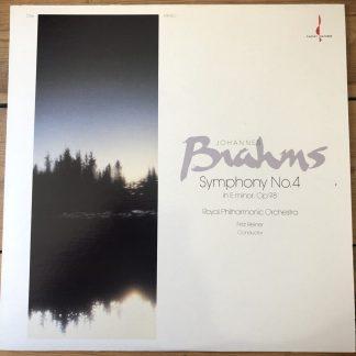 Chesky CR6 Brahms Symphony No. 4 / Reiner / RPO