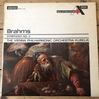 SDD 119 Brahms Symphony No. 3 / Kubelik