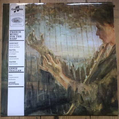 SCX 3568 French Music for the Harp / Challan